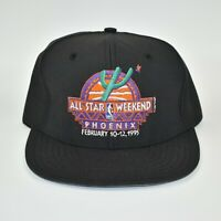 1995 NBA All-Star Game Weekend AJD Vintage Men's Adjustable Snapback Cap Hat