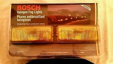 BOSCH Scout Amber Halogen Fog lights Part Number 25892 Brand New (Open Package)