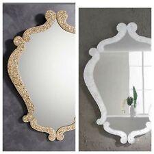 Specchio Specchiera In Vetro Fuso Cristallo Vari Colori Made In Italy