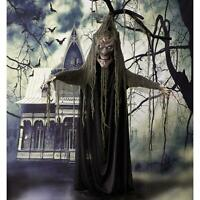 Haunted Talking Tree Prop Moving Mouth Horror Haunted Hill Farm Outdoor Hallowen