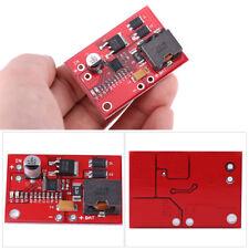 12V MPPT Solar Panel Controller 3 Series Li-ion 18650 Battery Charging Moddule