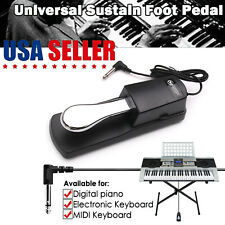 Piano Sustain Damper Keyboard Sustain Pedals Synthesizer for Piano Organ E3T2