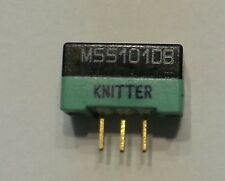 50 pcs.  Knitter Schiebeschalter MSS101DB  2 Stellungen  SPDT  ON-ON   NEU