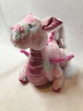 GANZ WEBKINZ WHIMSY PINK DRAGON WITH NO CODE