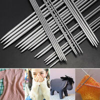 4pcs/Set Stainless Steel Straight Knitting Needles DIY Crochet Sewing Supplies