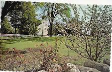 Spring In New England  Church  Unused Chrome Postcard  8144