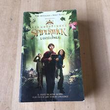 Livre Les Chroniques de Spiderwick - l'intégrale