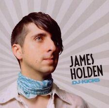 JAMES HOLDEN - DJ KICKS  CD NEW!