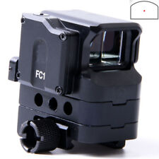Tactical Optical FC1 Red Dot Sight Reflex Sight Holographic Sight for 20mm Rail