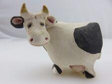 Artesania Rinconada HOLSTEIN COW Figurine #194