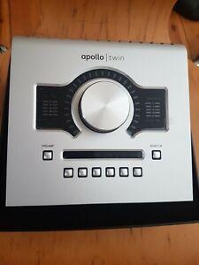 Universal Audio Apollo Twin USB Duo Heritage
