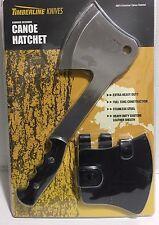 Timberline Knife Canoe Hatchet #6014 Krommer Designed leather case