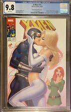 X-men #11| Marvel Comics| CGC 9.8 10/20 Unknown Comics Street Level Hero Variant