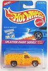 Hot Wheels RESCUE RANGER Splatter Paint Series #1 1996 MOSC 408 sp5