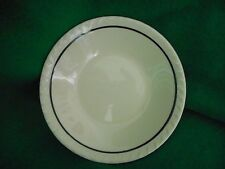 Walker China By Jeanette Corporation , USA 11-56  Small white dessert bow
