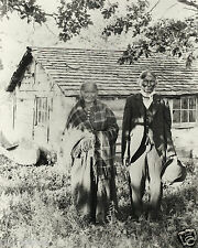 Andrew Good Thunder & wife Snana returned to Minnesota after the U.S.-Dakota War