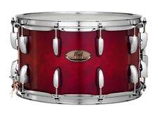 """Pearl Session Studio 14""""x8"""" Snare Drum Antique Crimson Burst Sts1480S/C315"""
