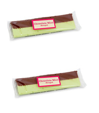 The Real Candy Co Chocolate and Mint Nougat Bar x 2 Bars