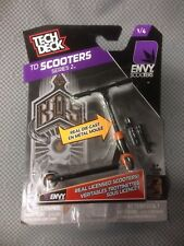 TECK DECK SCOOTER SERIES 2 ENVY 1/4 TD SUPER RARE MINT IN PACKAGE USA SHIP