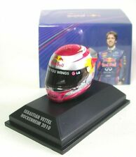 Casco Helmet Arai S. Vettel GP Hockenheim World Champion F1 2010 Minichamps