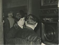 Rosaria Licata Vintage silver print Tirage argentique  18x24  Circa 1968