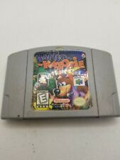 Authentic Banjo Kazooie Nintendo 64 N64 Video Game Cartridge Only Tested WORKING