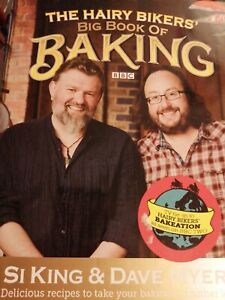 The Hairy Bikers Big Book of Baking by King Si by , Hardcover Used Book, Very Go