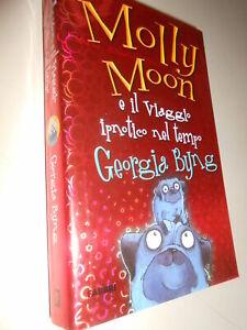 LIBRO: MOLLY MOON -GEORGIA - BYNG - FABBRI