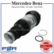MERCEDES BENZ ML W166 GL X166 GLE W166 SOSPENSIONE KIT REVISIONE SOFFIONE ANT DX