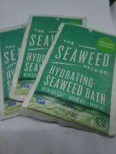 The Seaweed Bath Co. Hydrating Seaweed Bath Eucalyptus & Peppermint - 3 Pack