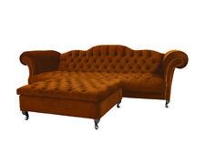 Moderne Sofagarnituren aus Samt