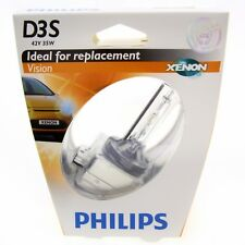 D3S Philips Vision Xenon Brenner 42403VI homologiert mit 4600K Effekt 1 Stück