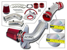 RED COLD AIR INDUCTION INTAKE + DRY FILTER FOR FORD 99-04 Mustang Base 3.8L V6