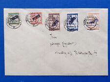 Slovenia 1919 Postage Due Stamps CTO