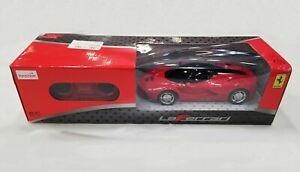 1/24 Scale Radio Control Model Car - Ferrari LaFerrari - Red