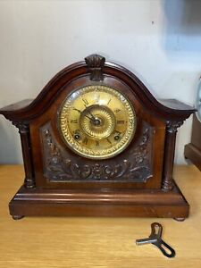 Ansonia Mantle Clock 1878 NEW YORK