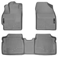 Husky for 2012-2014 Toyota Prius Four Front / Rear Floor Liner 98922