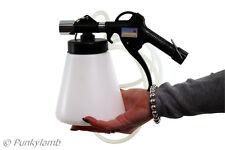 Alquiler De Van Freno purgador sangrado cambio de líquido Kit aire neumático garaje vacío Herramienta