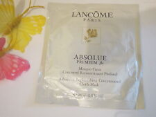 LANCOME ABSOLUE PREMIUM BX ADVANCED REPLENISHING CONCENTRATED CLOTH MASK 1PACKET