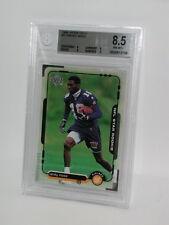 1998 Upper Deck Randy Moss Rookie BGS 8.5