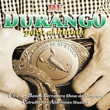 Various Artists : De Durango Para El Mundo CD