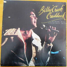BILLY CRASH CRADDOCK Sings His Greatest Hits Vinyl LP Record ABC AY-1078