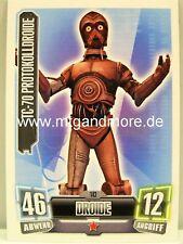 Force ATTAX série 2 tc-70 droïide #143