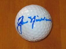 Jack Nicklaus signed Callaway Warbird PGA Tour HOF Golf Ball JSA Letter