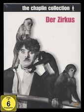 DVD DER ZIRKUS - DIGIPACK - 2 DISC SET - CHARLIE CHAPLIN *** NEU ***
