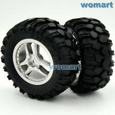 4pcs New RC 1/10 90mm Tires 1.9'' wheels For RC Rock Crawler Truck Upgrade Parts