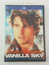 Vanilla Sky Dvd 2002 Tom Cruise