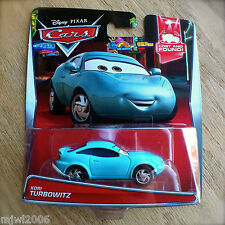 Disney PIXAR Cars KORI TURBOWITZ diecast NEW 2015 LOST AND FOUND! theme 1/8