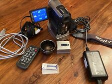 Sony PC350E Camcorder