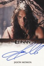 Jason Momoa /Conan The Barbarian trading card subset from Rittenhouse
